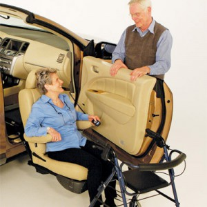 Specialized Automotive Seating -