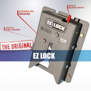 EZ Lock Power Wheelchair Tiedo