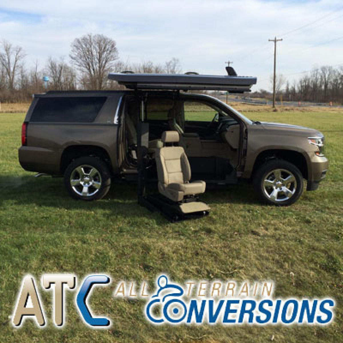 ATC Wheelchair SUV