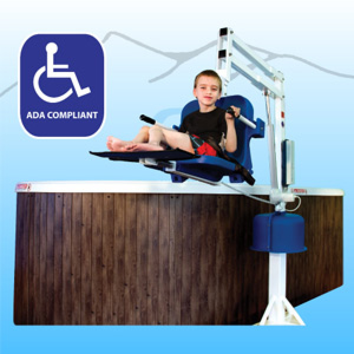 Pool & Spa Lifts