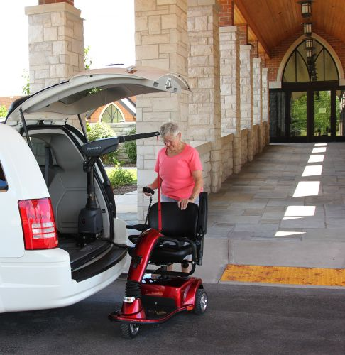 Used Scooter & Wheelchair Lifts For Sale   Griffin Mobility