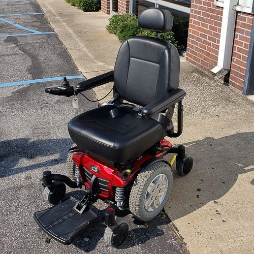 Admirable Used Griffin Mobility Used Scooters And Power Chairs For Home Interior And Landscaping Ologienasavecom